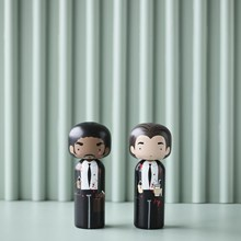 Kokeshi Pulp Fiction